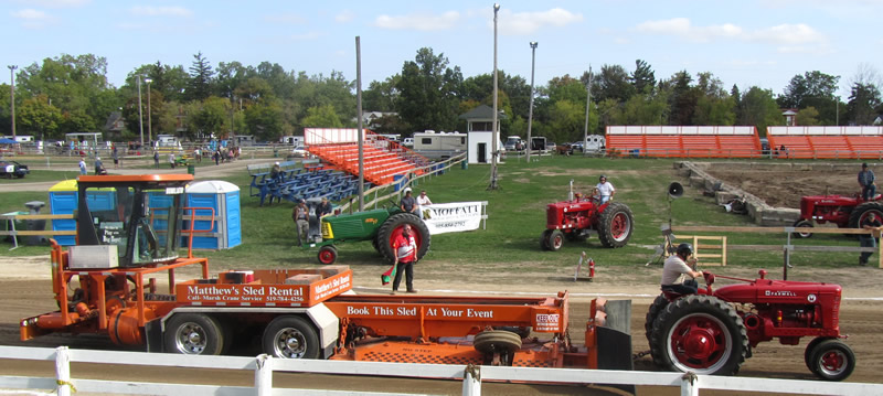 Truck & Tractor Pull