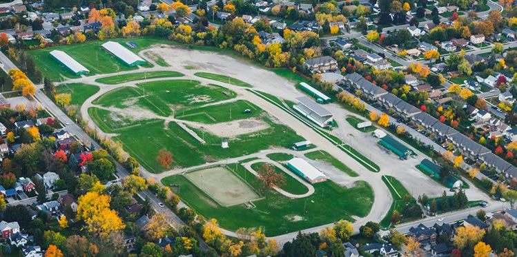milton fair grounds